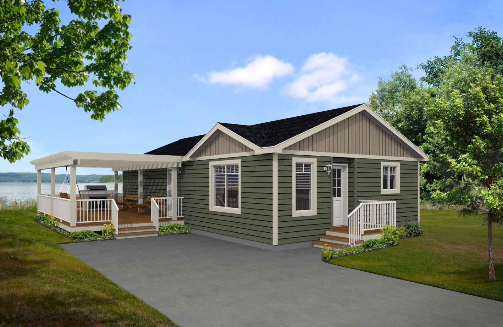 Manufactured vs modular what s the difference - What is the difference between modular and manufactured homes ...